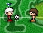 لعبة كرة قدم الاشباح
