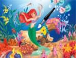لعبة تلوين حورية البحر الصغيرة