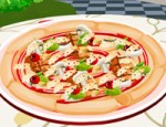 العاب طبخ بيتزا فراخ