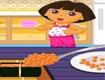 العاب طبخ دورا والاكلات الصينية