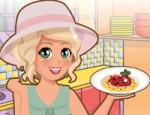 العاب طبخ معكرونة مايا