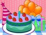 العاب طبخ كعكة عيد ميلاد