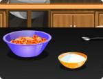 العاب طبخ فطيرة المشمش