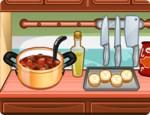 العاب طبخ عشاء باربي