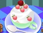 العاب طبخ حلوي الفنجان