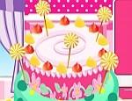 العاب طبخ كعكة البيبي