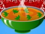 العاب طبخ حساء الطماطم