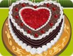 العاب طبخ كعكة الحب