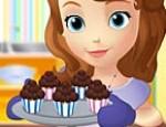 العاب طبخ الكعك مع صوفيا