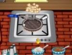العاب طبخ دجاج مقرمش