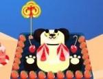 العاب طبخ كعكة الباندا