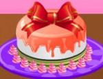 العاب طبخ كعكة العيد الجديدة