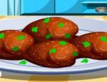 العاب طبخ ترياكي الدجاج