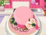العاب طبخ كعكة القبعة