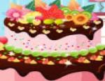 العاب طبخ كعكة الفواكه
