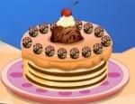 العاب طبخ كعكة فرنسية