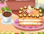 العاب طبخ كعكة الايس كريم
