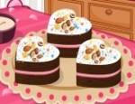 العاب طبخ كعكة كريمة توت