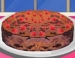 العاب طبخ كعكة توت