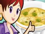 العاب طبخ سارة دجاج و معجنات