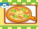العاب طبخ بيتزا بيتي
