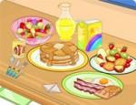 طبخ وجبه الفطور