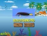 لعبة بن تن صياد السمك