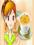 العاب طبخ سارة حساء الجوز