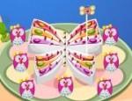 العاب طبخ كعكة الفراشة الجميلة