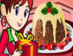سارة في عيد ميلاد الحلوى