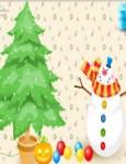 العاب ديكور شجرة الكريسماس