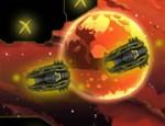 لعبة حرب الفضائيين