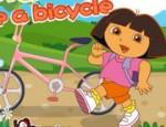 العاب دورا قيادة الدراجة