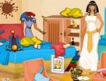 العاب تنظيف غرفة الفراعنة المصريين