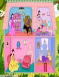 العاب ديكور تزيين بيت الأميرة