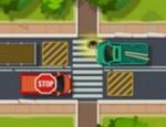 لعبة تنظيم حركة المرور الشيقة