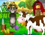 لعبة توم في المزرعة