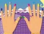 العاب مكياج بنات تجميل اظافر العروسة