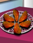 العاب طبخ سارة شوي صدور الفراخ