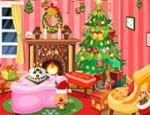 العاب بنات لعبة هدايا عيد الميلاد