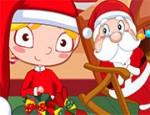 العاب ديكور ترتيبات عيد الميلاد