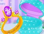 لعبة تصميم خاتم البرنسيسة