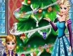 العاب ديكور لعبة شجرة عيد الميلاد