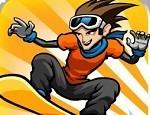 لعبة مغامرات المتزلج المحترف