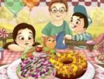 العاب طبخ لعبة كعك الاطفال
