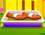 العاب طبخ لعبة فطير الجبن