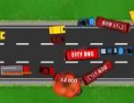 لعبة تفجير الشارع