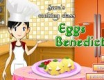 لعبة بيض بندكيت