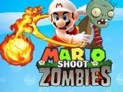 لعبة ماريو يقتل الزومبي