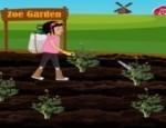 لعبة زراعة الحديقة